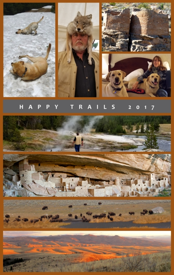 Happy Trails 2017