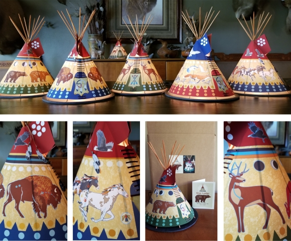 More Tipis